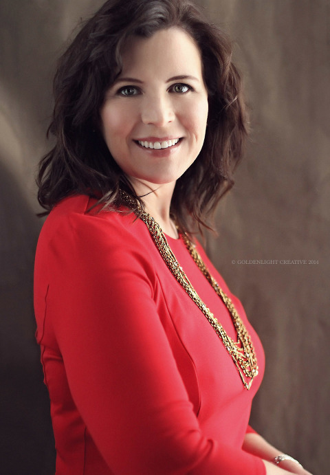 Dallas Photographer Goldenlight Creative Ginny Kissling portrait American Heart Circle of Red